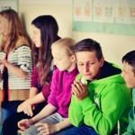 gra szkolna w Zespole Szkół w Bibicach