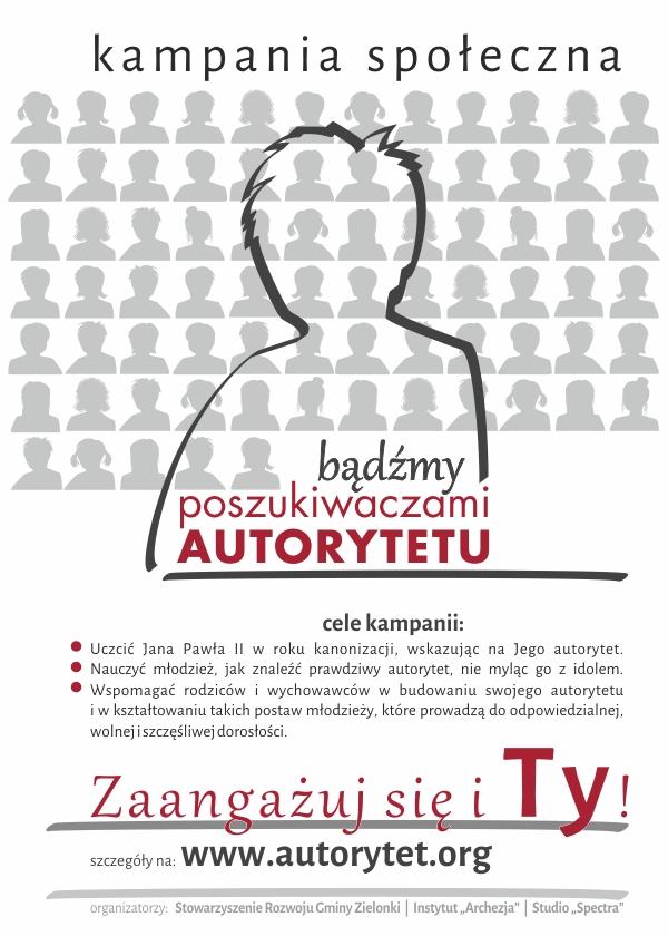 autorytet.org - plakat