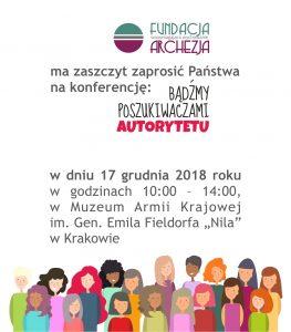 AUTORYTET - konferencja